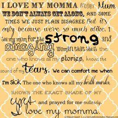 momma 2