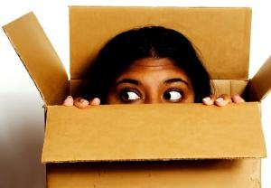 Peeking outside the Box